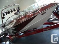 The condition of this 2007 Malibu Wakesetter is like
