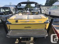 2007 Malibu Wakesetter VLX 21 feet brand new $7500 for sale  British Columbia