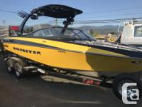 2007 Malibu Wakesetter VLX 21 feet brand new $7500