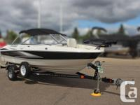 Boat, Motor, Trailer & Cover ALL INCLUDED! = $22995