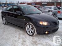 Make Mazda Model 3 Year 2007 Colour Black kms 118745