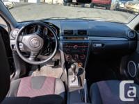 Make Mazda Model 3 Year 2007 Colour Black kms 149000
