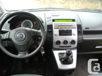 Make Mazda Model MAZDA5 Year 2007 Colour Grey kms