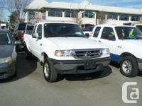 Make Mazda Model B3000 Year 2007 Colour White kms