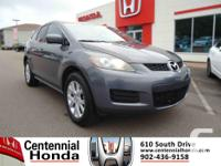 Make Mazda Model CX-7 Colour Grey Trans Automatic kms