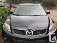 Make Mazda Model CX-7 Year 2007 Colour Black kms
