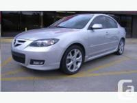 St Catharines, ON 2007 Mazda 3 $15,950 **Stock Photo