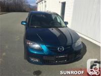 Make Mazda Model MAZDA3 Year 2007 Colour Blue kms