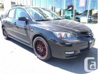 Make Mazda Model Mazda3 Sport Year 2007 Colour Black