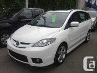 Check out this 2007 Mazda Mazda5 with just 146K for