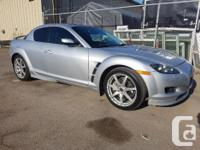 Make Mazda Model RX-8 Year 2007 Colour Silver kms