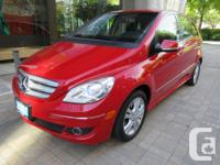 Make Mercedes-Benz Model B200 Year 2007 Colour Red kms