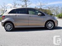 Make Mercedes-Benz Model B200 Year 2007 Colour Tan kms
