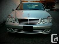 2007 MERCEDES-BENZ C280 4MATIC EQUIPPED WITH A POWER