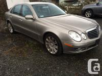 2007 Mercedes Benz E350 4 Matic For parts