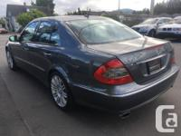 Make Mercedes-Benz Model E350 Year 2007 Colour Grey for sale  British Columbia