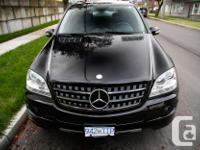 Make Mercedes-Benz Model ML320 Year 2007 Colour Black