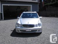 Trans Automatic 2007 Mercedes C280 3L v6 5speed