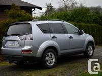 Make Mitsubishi Model Outlander Colour Silver Trans
