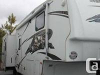 2007 Keystone Montana 3075 RL 33.7' 5th wheel Price: