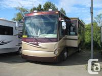 A must see to believe...this motor home is in excellent