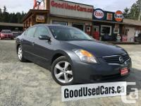 Make Nissan Model Altima Year 2007 Colour Grey kms