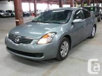 2007 Nissan Altima S, 4cyl., Automatique, Air