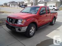 Make Nissan Model Frontier 4WD Year 2007 Colour Red