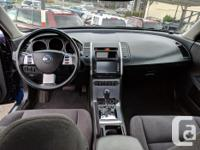 Make Nissan Model Maxima Year 2007 Colour Blue kms