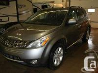 Make Nissan Model Murano Year 2007 Colour Sliver kms