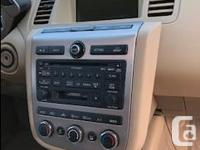 Make Nissan Model Murano Year 2007 Colour Gold kms