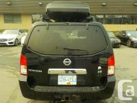Make Nissan Model Pathfinder Year 2007 Colour Black