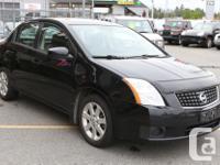 Make Nissan Model Sentra Colour Black Trans Automatic