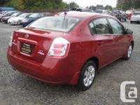 Make Nissan Model Sentra Year 2007 Colour Red kms