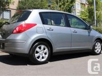Make Nissan Model Versa Year 2007 Colour Red kms
