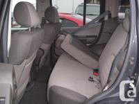 Make Nissan Model Xterra Year 2007 Colour Black kms