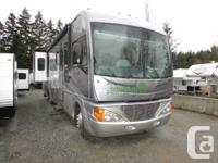 Gently used Class A motor home with all the bells and