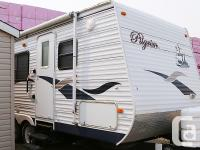 2007 Pilgrim Travel Trailer. Used 10 times in 10 years.