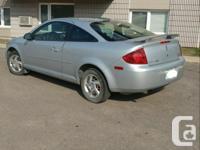 Make Pontiac Model G5 Year 2007 Colour grey kms 168