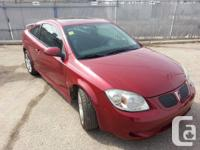 The sportier version of the new 2007 Pontiac G5 is the