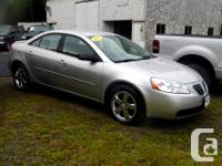 Make Pontiac Model G6 Year 2007 Colour silver kms 159