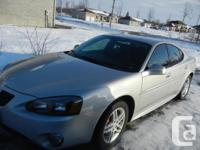 2007 Great Condition Grand Prix GT Supercharged loaded