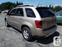Make Pontiac Model Torrent Year 2007 Colour Brown kms