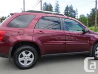 Make Pontiac Model Torrent Year 2007 Colour RED kms