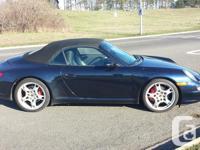 Make Porsche Model 911 Carrera Year 2007 Colour