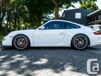 2007 Porsche 911 GT3 6-Speed Manual Stock #: 214-3684
