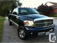 2007 RAM 2500, LAST YEAR OF MANUFACTURING FOR THE