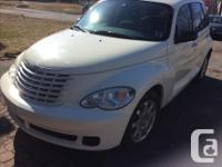 Make Chrysler Model PT Cruiser Year 2007 Colour Off