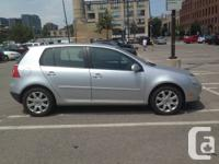 Up for sale is my 2007 vw rabbit mk5. I got it 2 years