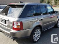 Year 2007 Colour Grey with Black Leather Interior